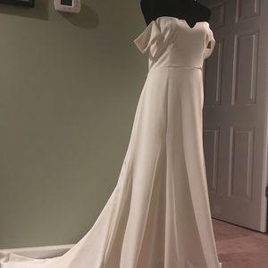 BHLDN  Montrose Wedding dress